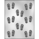 Flip Flops Chocolate Mold_THUMBNAIL