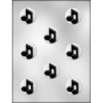 Music Note Mint Chocolate Mold THUMBNAIL
