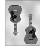Guitar Chocolate Mold