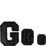"Collegiate Letter ""G"" Chocolate Mold"