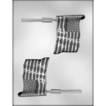 Flag Chocolate Mold THUMBNAIL