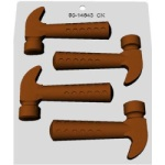 Hammer Chocolate Mold - 4-1/2""