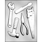Carpenter Tools Chocolate Mold