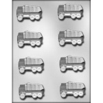 Dump Truck Chocolate Mold THUMBNAIL