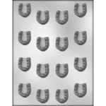 Horseshoe Chocolate Mold THUMBNAIL
