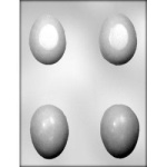 Egg Chocolate Mold - 3D THUMBNAIL