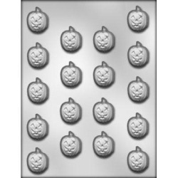 Jack-O-Lantern Chocolate Mold LARGE