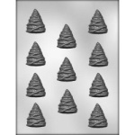 "Pine Tree Chocolate Mold - 1-3/4"" THUMBNAIL"