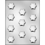 Snowflake Chocolate Mold - 1-1/2""