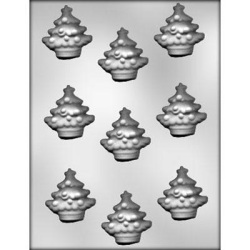 Christmas Tree Chocolate Mold LARGE