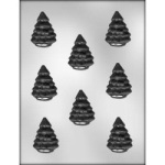 "Pine Tree Chocolate Mold - 2"" THUMBNAIL"