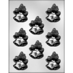 Bells & Mistletoe Chocolate Mold