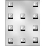 Square Chocolate Mold THUMBNAIL