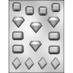 Jewel Chocolate Mold THUMBNAIL
