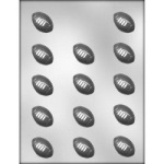Football Chocolate  Mold THUMBNAIL