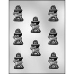 "Communion Chocolate Mold - 2-1/8"" THUMBNAIL"