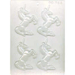 Unicorn Chocolate Mold LARGE