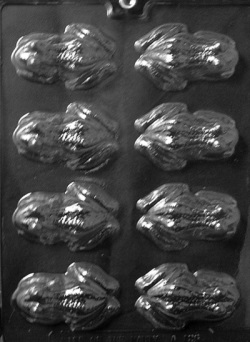 Frog Chocolate Mold LARGE