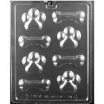Bones & Paws Chocolate Mold
