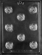 Rose Truffle Chocolate Mold THUMBNAIL