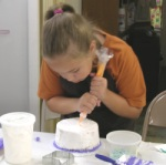 Cake Decorating 101 for Kids - June 13, 2016