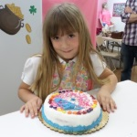 Cake Decorating 101 for Kids - October 1, 2018