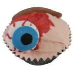 Zombie Cupcakes- October 28, 2017