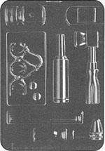 Doctors Kit Chocolate Mold
