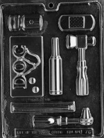 Doctors Kit Chocolate Mold THUMBNAIL