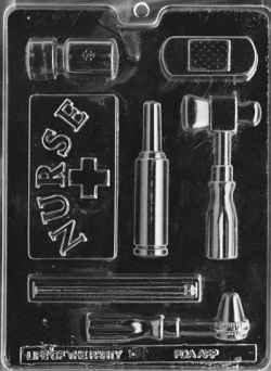 Nurses Kit Chocolate Mold LARGE