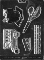 Teachers Kit Chocolate Mold