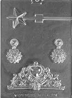 Princess Kit Chocolate Mold