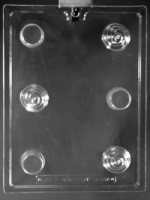 Small Cupcake Chocolate Mold THUMBNAIL