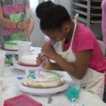 Cake Decorating 101 for Kids - July 13, 2016