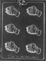 Striped Clown Fish Chocolate Mold