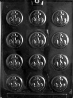 Anchor Chocolate Mold