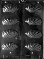 Shell Chocolate Mold