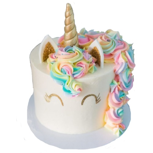 Unicorn Cake - April 7, 2020 - CLASS CANCELED, PLEASE CHECK YOUR EMAIL LARGE