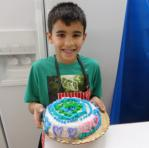 Cake Decorating 101 for Kids - July 12, 2017