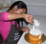 Cake Decorating 101 for Kids - February 20, 2016