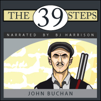 The 39 Steps, by John Buchan THUMBNAIL