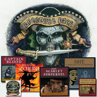 Adventure Pack 1 - Six Audiobooks of Classic Adventure_THUMBNAIL