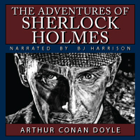 The Adventures of Sherlock Holmes, by Sir Arthur Conan Doyle LARGE