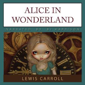 Alice in Wonderland, by Lewis Carroll LARGE