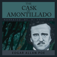 The Cask of Amontillado, by Edgar Allan Poe LARGE