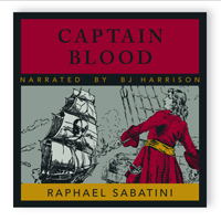 Captain Blood, by Raphael Sabatini THUMBNAIL