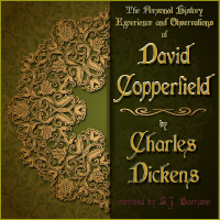 David Copperfield, by Charles Dickens (Unabridged mp3/AAC Audiobook Download)_THUMBNAIL