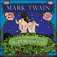 The Diaries of Adam and Eve, by Mark Twain LARGE