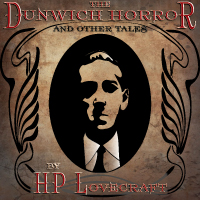 The Dunwich Horror and Other Tales, by H.P. Lovecraft (mp3/AAC audiobook download) THUMBNAIL