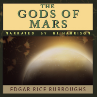 The Gods of Mars, by Edgar Rice Burroughs THUMBNAIL